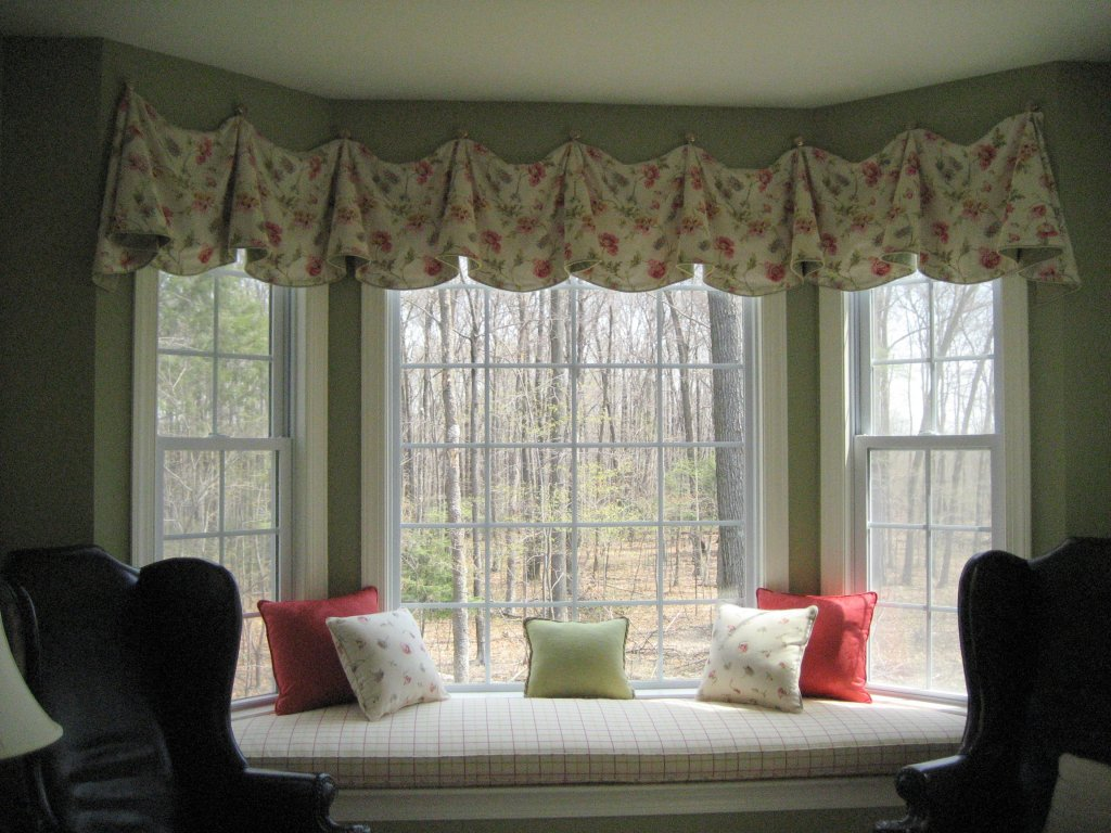 Yours by design linda pottstown pa custom window for Window treatments how to